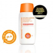 ЭМУЛЬСИЯ АНТИВОЗРАСТНАЯ SPF50 / GOLDEN CARESSE ADVANCED ANTI-AGEING SUN EMULSION SPF50